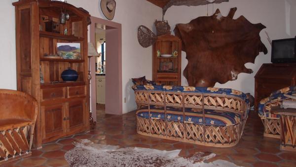 Ortega House » Adobe Hacienda Lodges
